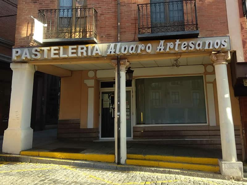 Pastelería Alvaro Artesanos en Benavente