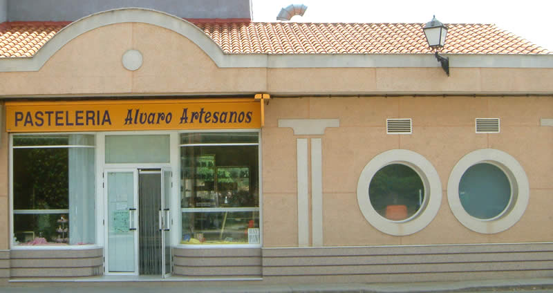 Pastelería Alvaro Artesanos en Santa Cristina (Zamora)
